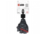 LEGO® Gear Darth Vader™ Bag Tag (5005819-1) released in (2019) - Image: 2