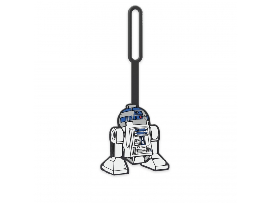 LEGO® Gear R2-D2™ Bag Tag (5005820) released in (2019) - Image: 1