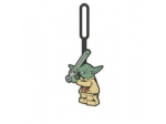 LEGO® Gear Yoda™ Bag Tag (5005821-1) released in (2019) - Image: 1