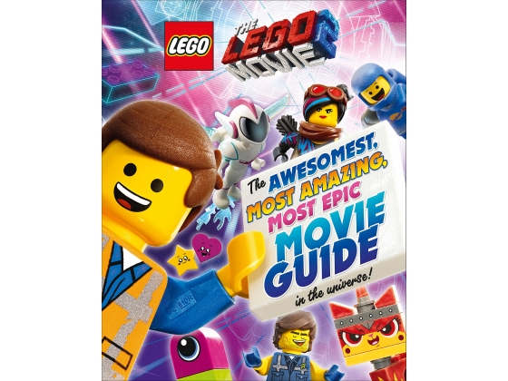 LEGO® Books THE LEGO® MOVIE 2™: The Awesomest, Most Amazing, Most Epic Movie (5005826) erschienen in (2019) - Bild: 1
