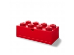 LEGO® Gear LEGO® 8-Stud Red Desk Drawer (5005871) released in (2019) - Image: 1