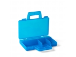 LEGO® Gear Transparent Blue Sorting Case To Go (5005890) released in (2019) - Image: 1