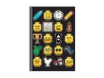 LEGO® Gear Minifigure note book (5005900) released in (2019) - Image: 1