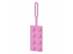 LEGO® Gear 2x4-Brick Luggage Tag (5005903) released in (2019) - Image: 1
