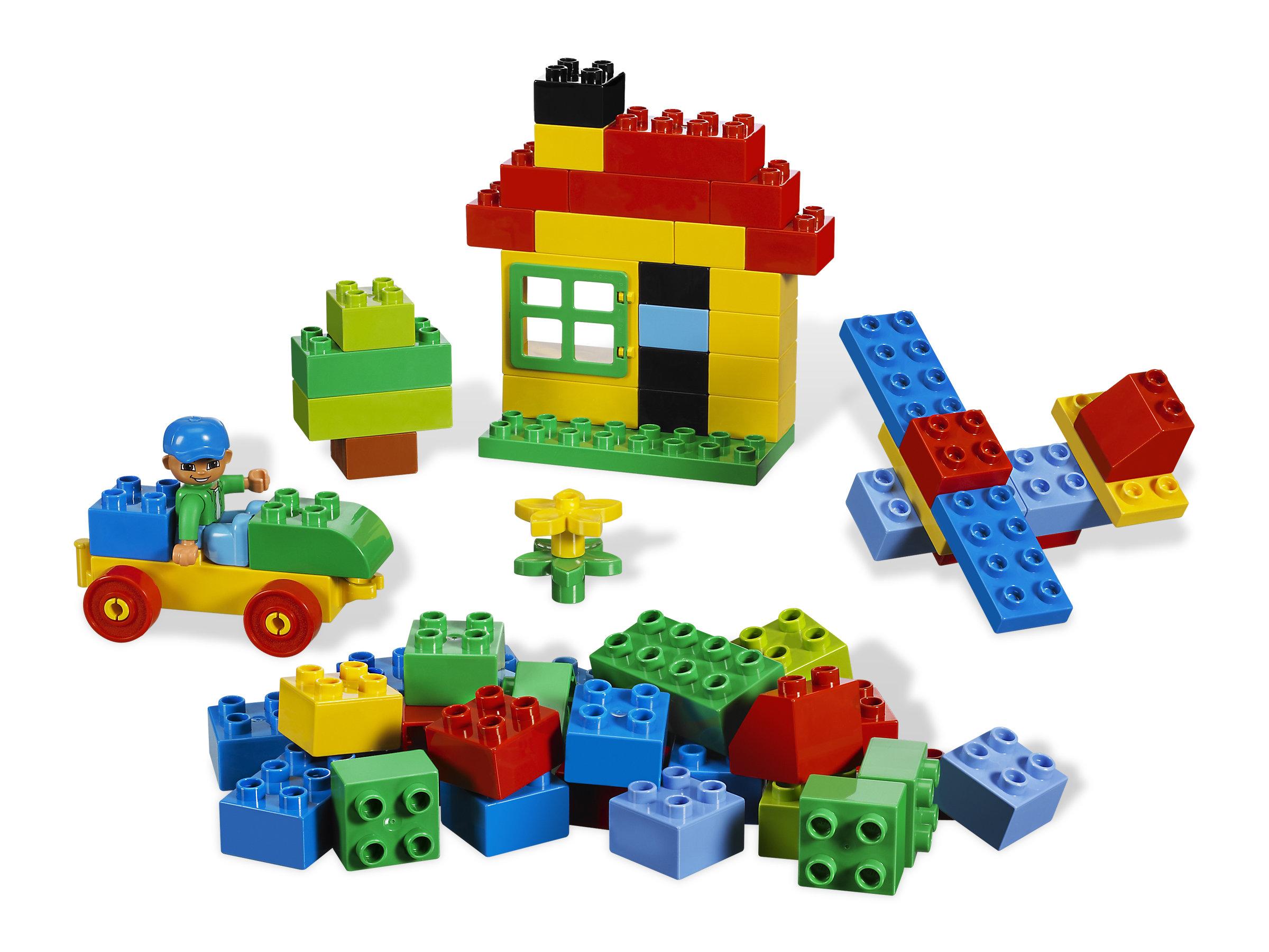 LEGO® Duplo LEGO® DUPLO® Large Brick Box (5506-1) released ca7e7d29301b
