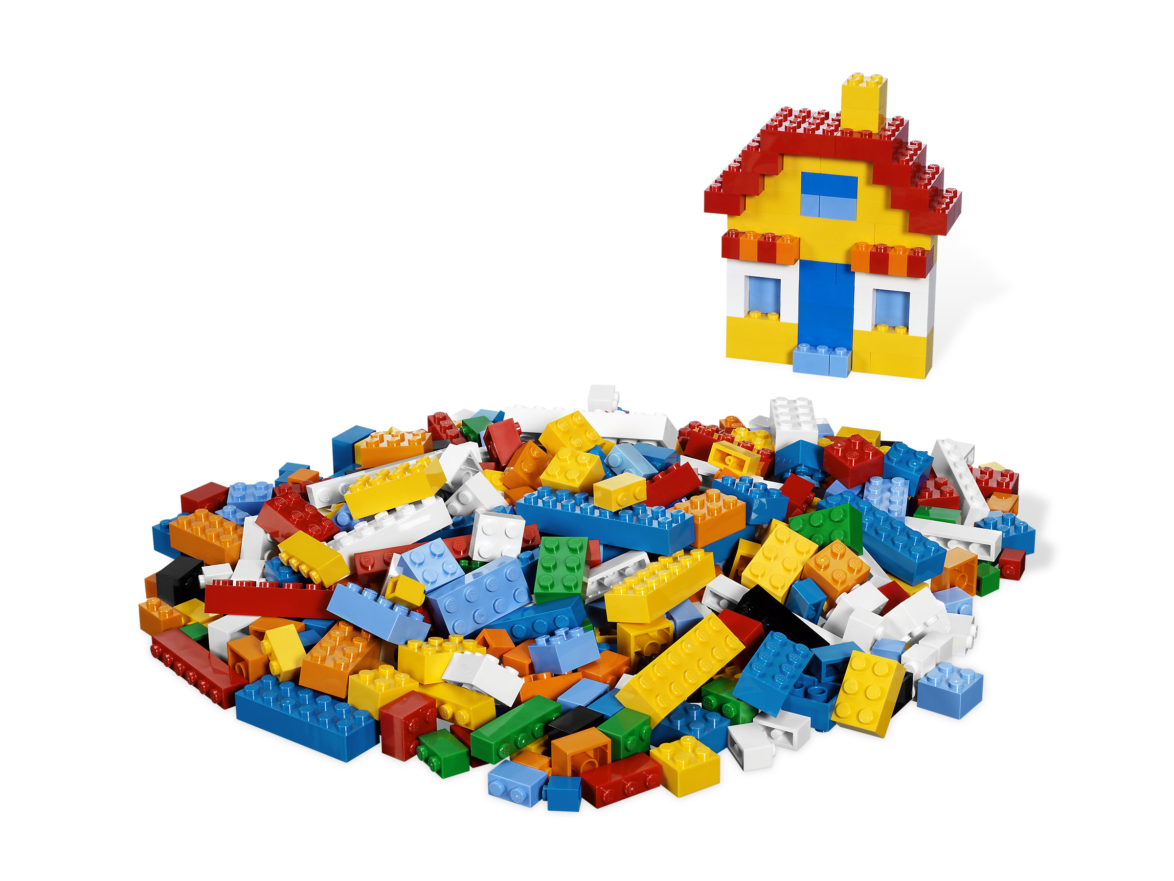 basic bricks large 5623 1. Black Bedroom Furniture Sets. Home Design Ideas