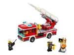 LEGO® Town Fire Ladder Truck (60107) released in (2016) - Image: 1