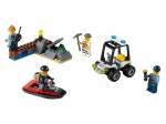 LEGO® Town Prison Island Starter Set (60127-1) released in (2016) - Image: 1