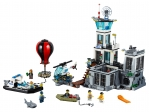 LEGO® Town Prison Island (60130-1) released in (2016) - Image: 1
