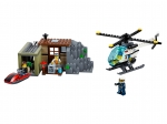 LEGO® Town Gaunerinsel (60131-1) released in (2016) - Image: 1