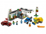 LEGO® Town Service Station (60132-1) released in (2016) - Image: 1
