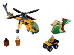 LEGO® City Jungle Cargo Helicopter (60158-1) released in (2017) - Image: 1