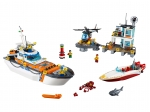 LEGO® City Coast Guard Head Quarters (60167-1) released in (2017) - Image: 1