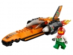 LEGO® City Speed Record Car (60178-1) released in (2018) - Image: 1