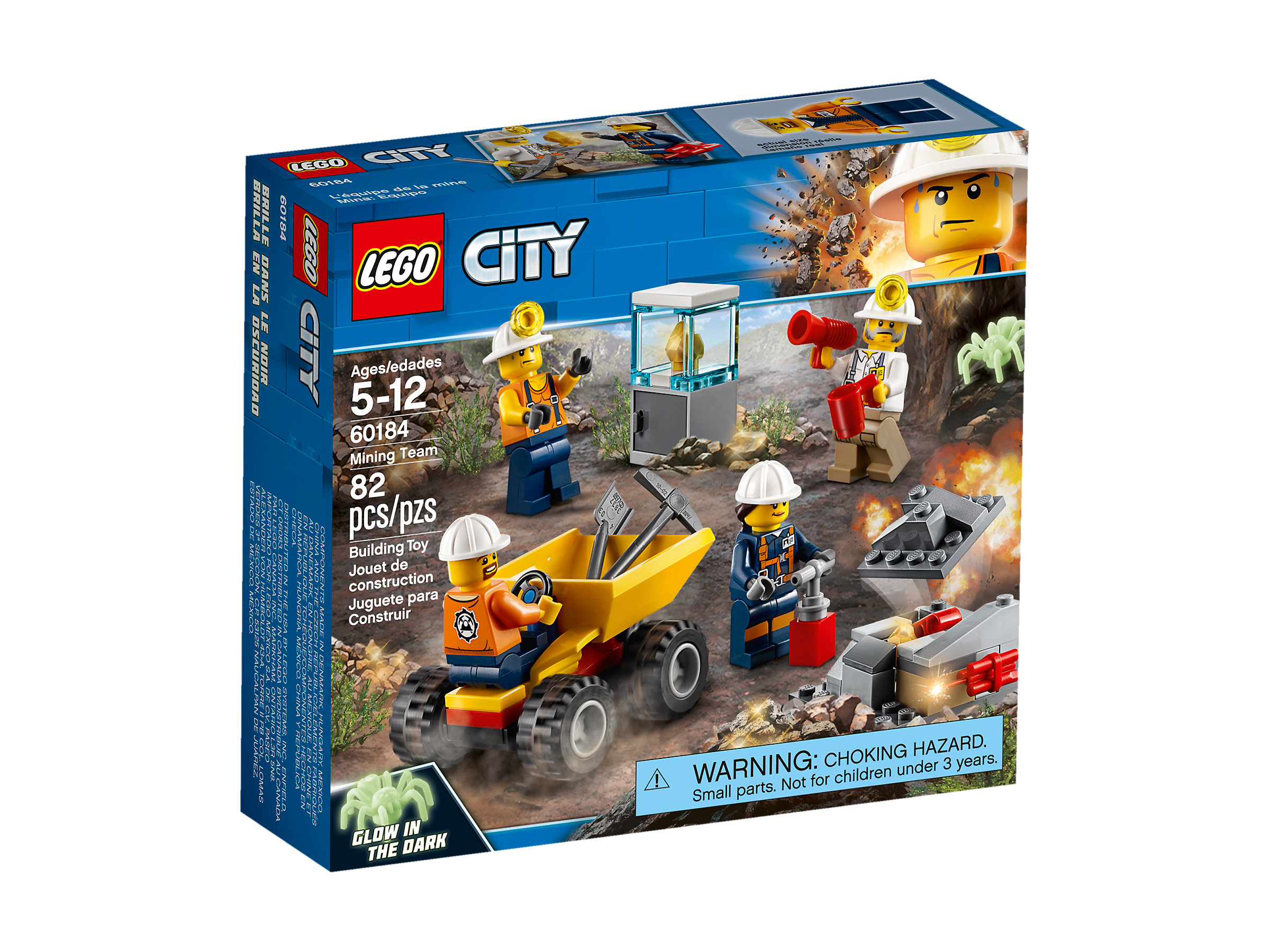 Mining Team 60184-1