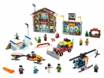 LEGO® City Ski Resort (60203) released in (2010) - Image: 1