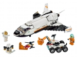 LEGO® City Mars Research Shuttle (60226-1) released in (2019) - Image: 1