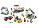 LEGO® City Garage Center (60232-1) released in (2019) - Image: 1