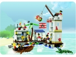 LEGO® Pirates Soldaten-Fort (6242-1) erschienen in (2009) - Bild: 1