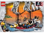 LEGO® Pirates Red Beard Runner (6290) erschienen in (2001) - Bild: 1