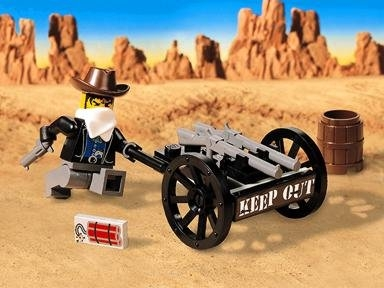 LEGO® Theme: Western | Sets: 23