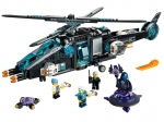 LEGO® Agents UltraCopter vs. AntiMatter (70170-1) erschienen in (2015) - Bild: 1