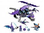 LEGO® Nexo Knights Der Gargoyl-Heli (70353-1) released in (2017) - Image: 1