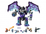 LEGO® Nexo Knights The Stone Colossus of Ultimate Destruction (70356-1) released in (2017) - Image: 1
