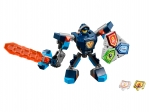 LEGO® Nexo Knights Battle Suit Clay (70362-1) released in (2016) - Image: 1