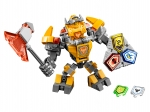 LEGO® Nexo Knights Battle Suit Axl (70365-1) released in (2016) - Image: 1