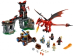 LEGO® Castle Dragon Mountain (70403) released in (2013) - Image: 1