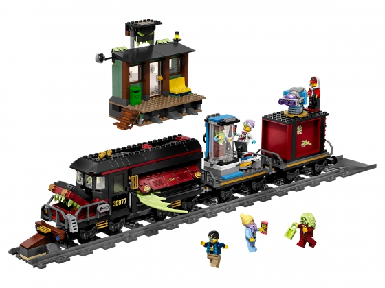 LEGO® Hidden Side Ghost Train Express (70424) released in (2019) - Image: 1