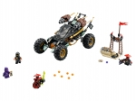 LEGO® Ninjago Felsen-Buggy (70589-1) released in (2016) - Image: 1