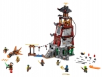 LEGO® Ninjago The Lighthouse Siege (70594-1) released in (2016) - Image: 1