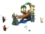 LEGO® The LEGO Ninjago Movie Meister Wu's Wasser-Fall (70608-1) erschienen in (2017) - Bild: 1