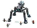 LEGO® The LEGO Ninjago Movie Nya's Wasser-Walker (70611-1) erschienen in (2017) - Bild: 1