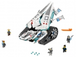 LEGO® The LEGO Ninjago Movie Ice Tank (70616-1) released in (2017) - Image: 1