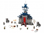 LEGO® The LEGO Ninjago Movie Temple of The Ultimate Ultimate Weapon (70617-1) released in (2017) - Image: 1
