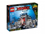 LEGO® The LEGO Ninjago Movie Temple of The Ultimate Ultimate Weapon (70617-1) released in (2017) - Image: 2