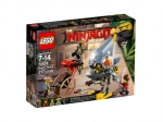LEGO® The LEGO Ninjago Movie Piranha-Angriff (70629-1) erschienen in (2017) - Bild: 2