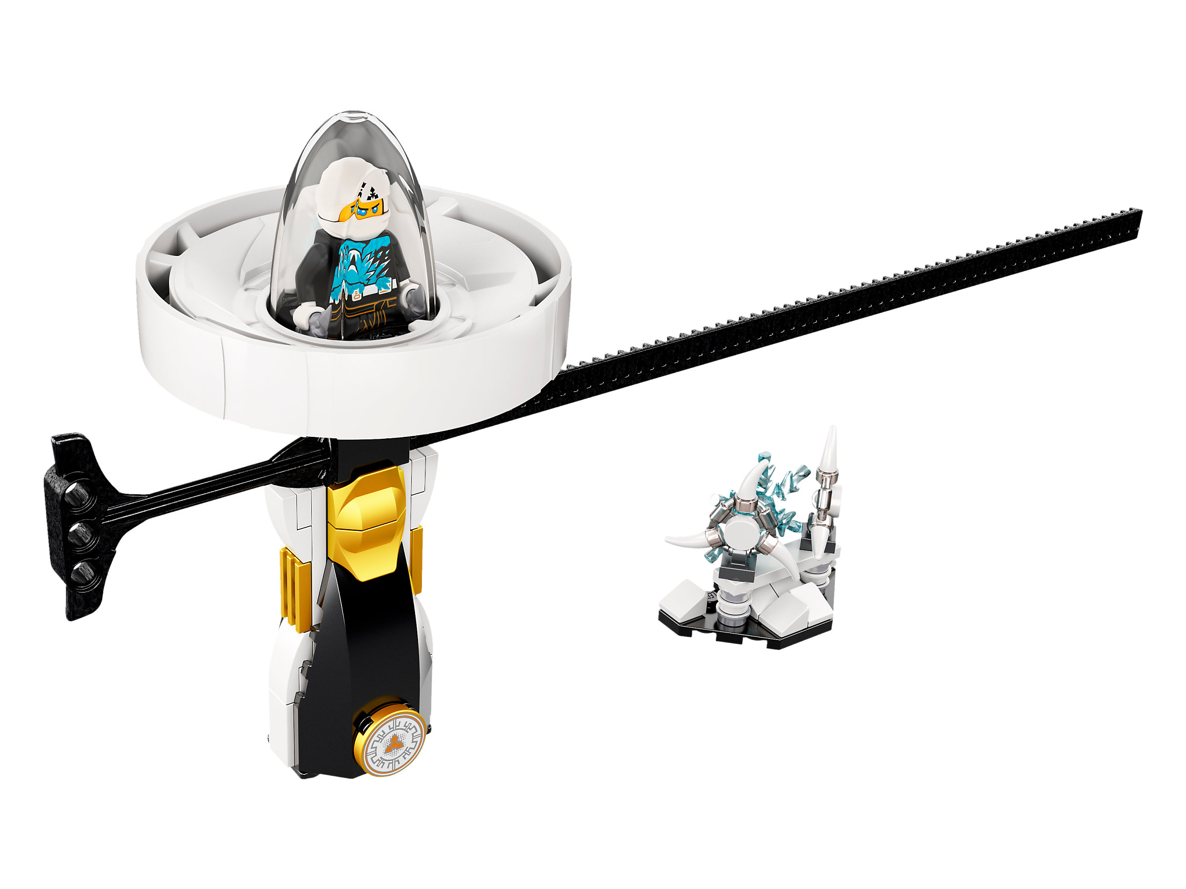 Lego Ninjago Spinjitzu Master Nya 70634 NEW