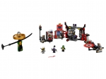 LEGO® Ninjago S.O.G. Headquarters (70640) released in (2018) - Image: 1