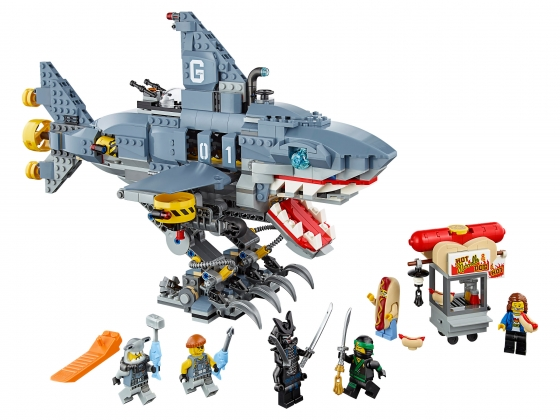 LEGO® Theme: The LEGO Ninjago Movie | Sets: 26