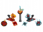 LEGO® Ninjago Spinjitzu Slam - Kai vs. Samurai (70684-1) released in (2019) - Image: 1