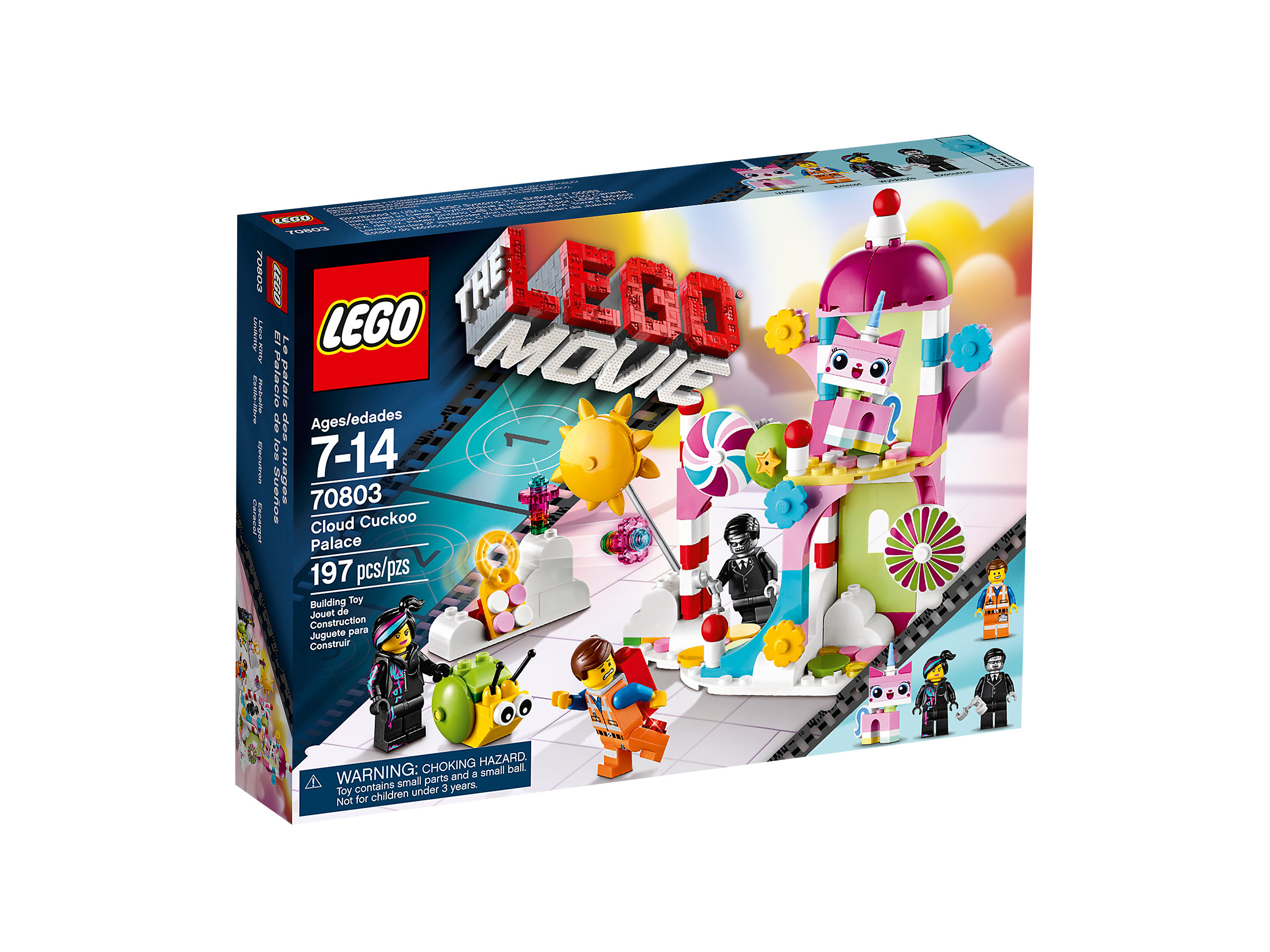LEGO® The LEGO Movie™ 70803 SNAIL from CLOUD CUCKOO PALACE Minifigure NEW