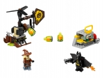 LEGO® The LEGO Batman Movie Scarecrow™ Fearful Face-off (70913) released in (2017) - Image: 1