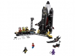 LEGO® The LEGO Batman Movie The Bat-Space Shuttle (70923) released in (2018) - Image: 1