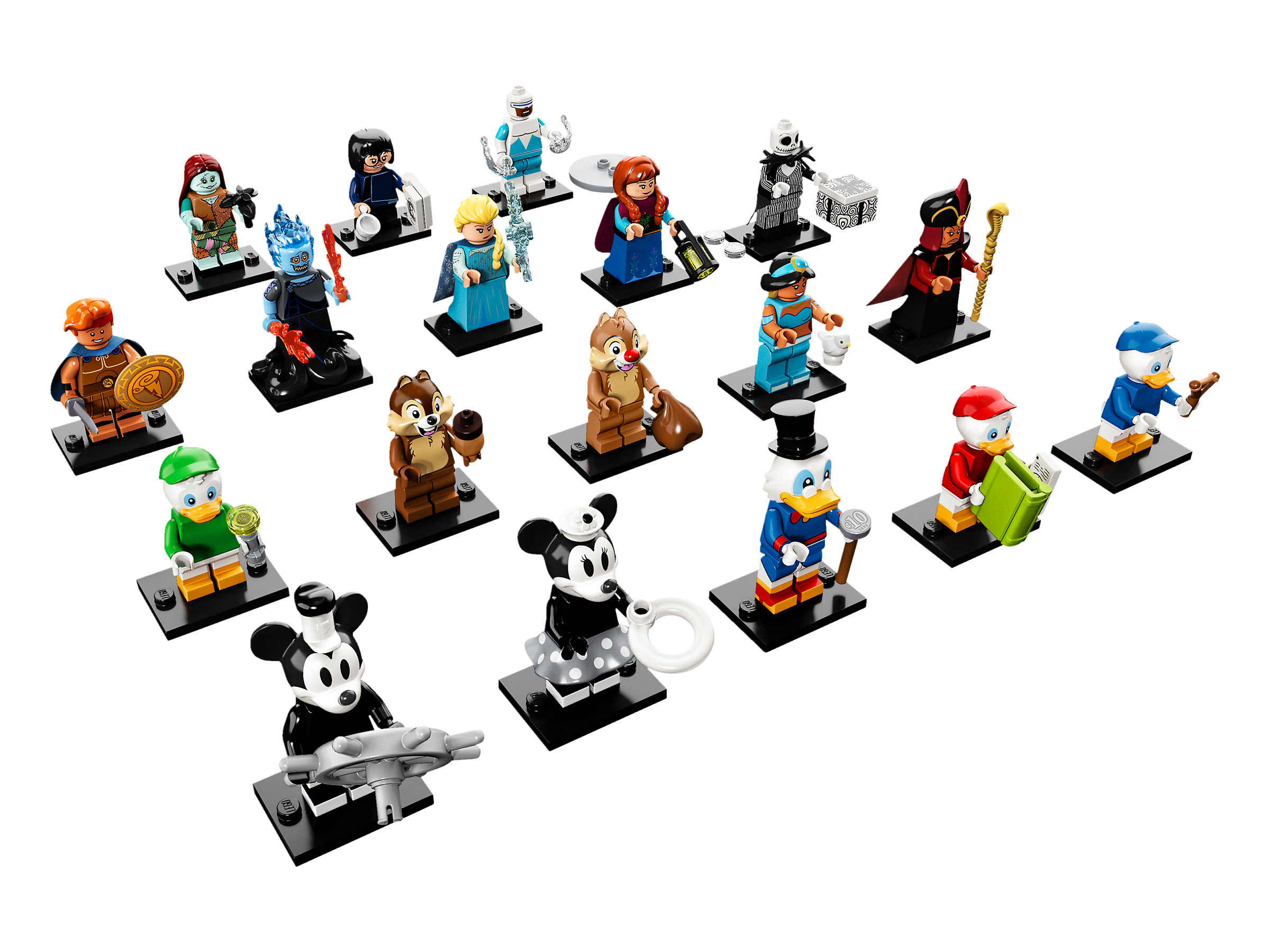 Sealed Pack Anna LEGO Disney Series 2 Collectible MiniFigure 71024