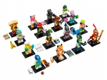 LEGO® Theme: Collectible Minifigures | Sets: 440