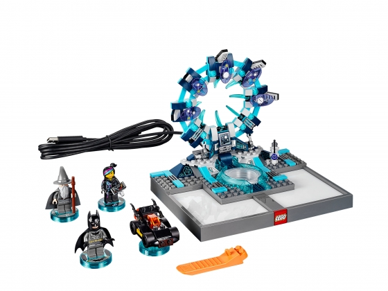 LEGO® Dimensions LEGO® DIMENSIONS™  PLAYSTATION® 3 Starter Pack (71170) released in (2015) - Image: 1